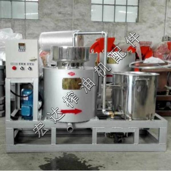新型离心式滤油机