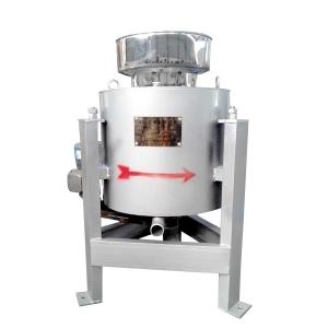 立式离心滤油机设备