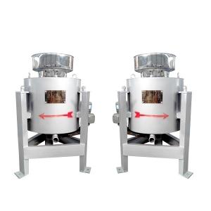 气压式离心滤油机